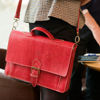 Picture of The Casablanca Satchel in Red