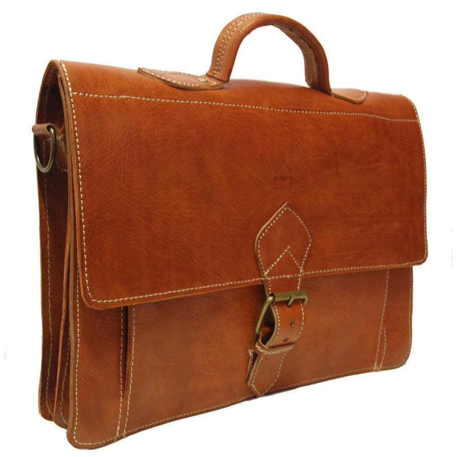Bild von Die Casablanca Tasche in Hellbraun