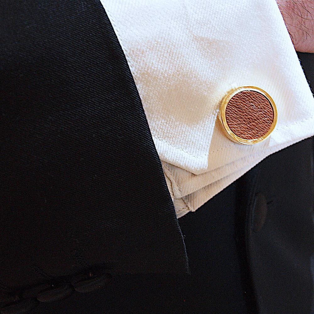 gold-cufflinks