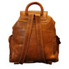Picture of The Larache Small Rucksack in Tan
