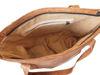 Image de Sac fourre-tout Nador en cuir souple en beige