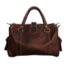 Picture of The Rabat Bowling Bag in Brown